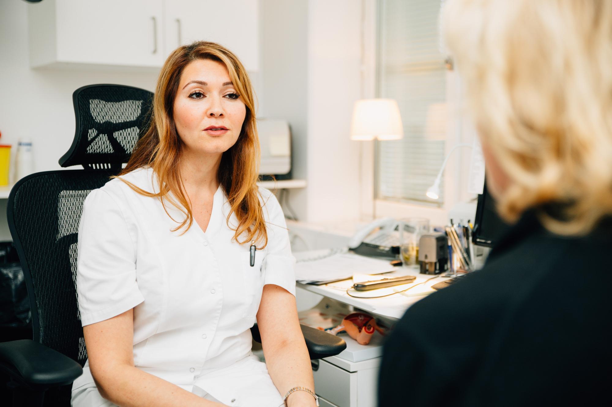 gynekolog pcos stockholm